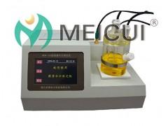 湖北美翠电力MCW-106微量水分测定仪