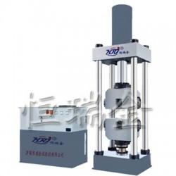 WAW-2000D微机控制电液伺服(单空间平推)试验机