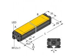 TURCK图尔克感应式直线位移传感器