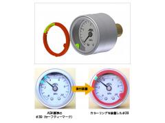 OPG-DT-G1/4-60x16MPa压力表